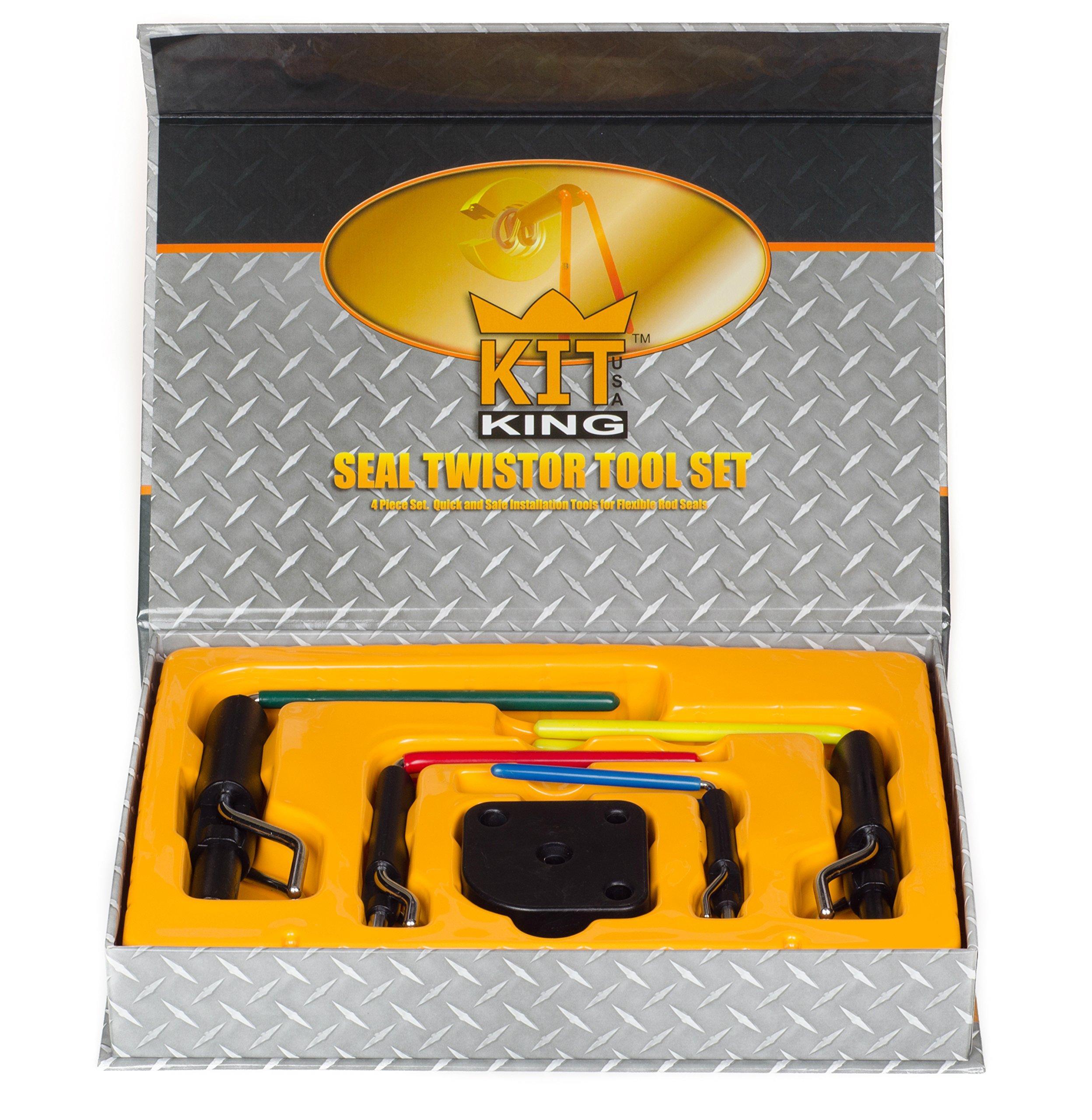 Kit King - Rod Seal Install Tool Set
