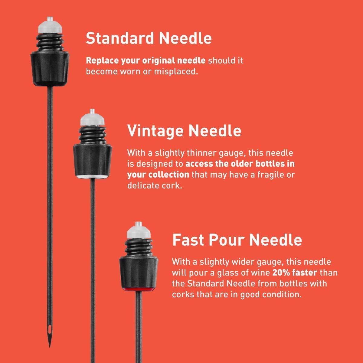 "/""BRAND NEW/"" Coravin Wine Preservation System 3 Needle Kit"